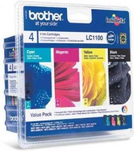 Brother LC1100 Tintapatron Eredeti (Multipack)