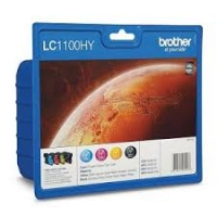 Brother LC1100HYVALBP Tintapatron Eredeti (Multipack)